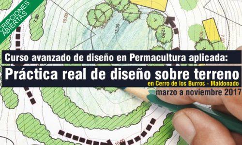 Diseño avanzado de Diseño en Permacultura aplicada