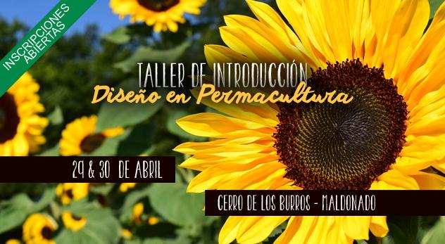 Taller de introducción al diseño en Permacultura - Abril 2017 Maldonado - Uruguay