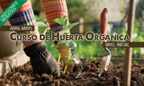 Curso huerta orgánica nivel inicial - San Luis, Canelones, Uruguay - abril & mayo 2017