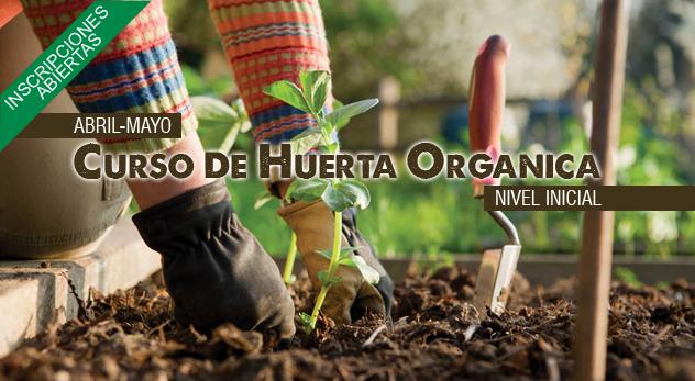 Curso Huerta orgánica – Nivel inicial – abril & mayo 2017