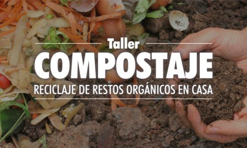Taller de compostaje en casa