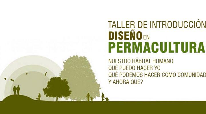 Taller de Introducción al diseño en Permacultura